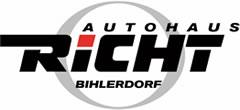 Autohaus Richt GmbH in Bihlerdorf Logo